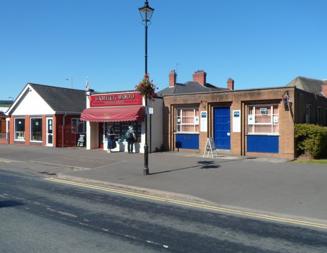 Samuel Wood Craven Arms office