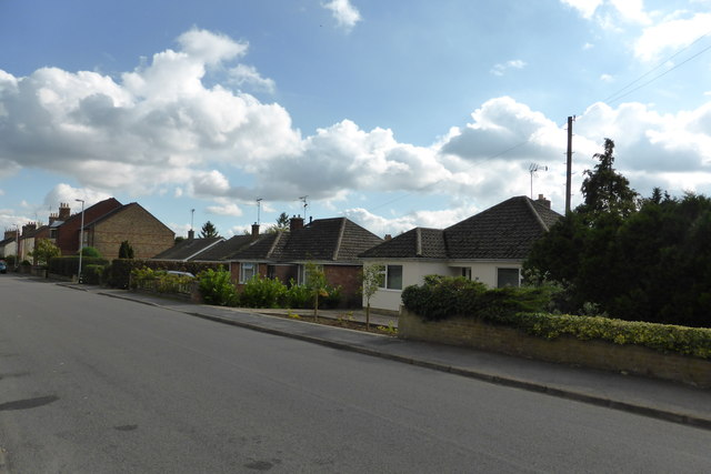 Bungalows in Stanley Street