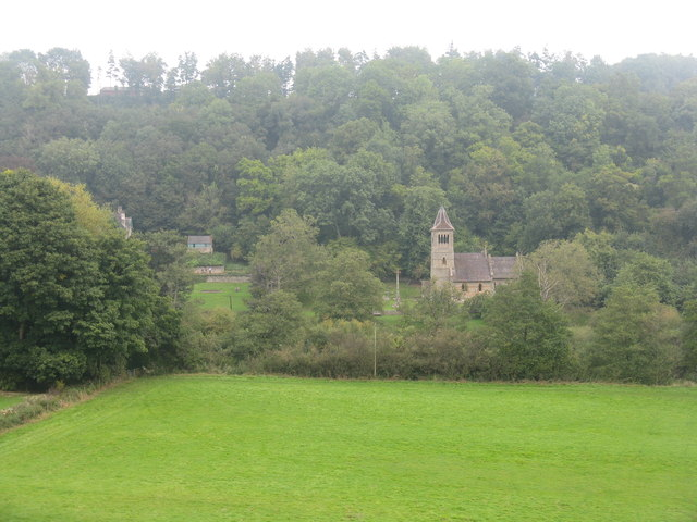 Welsh Bicknor Church and Youth Hostel