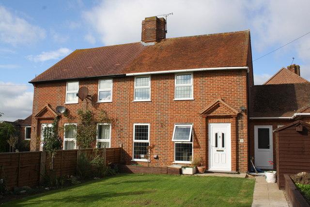 Churchill Crescent houses