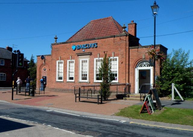 Barclays Bank, Craven Arms