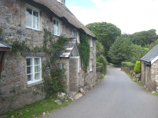 Cottage at Poundsgate