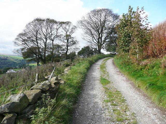 Raw Lane, Mytholmroyd