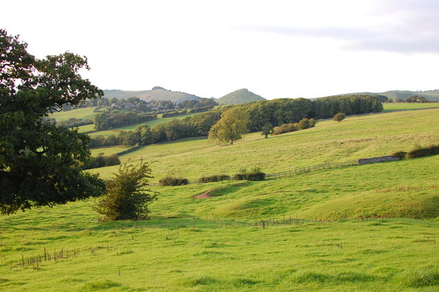 View from Spend Lane