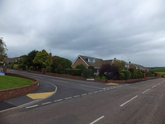 Dunsford Close and Douglas Avenue, Exmouth