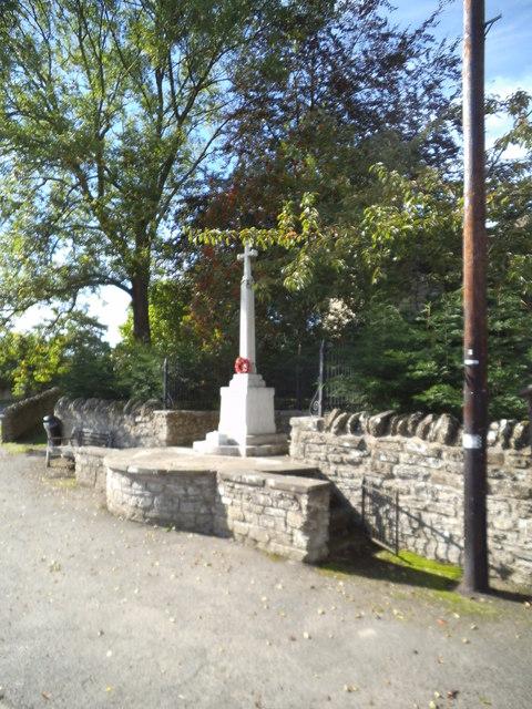 Munslow Cenotaph