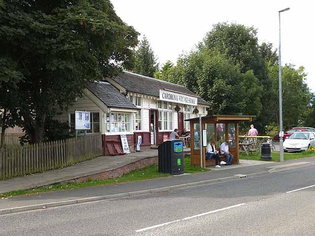 Cardrona village store and tearoom