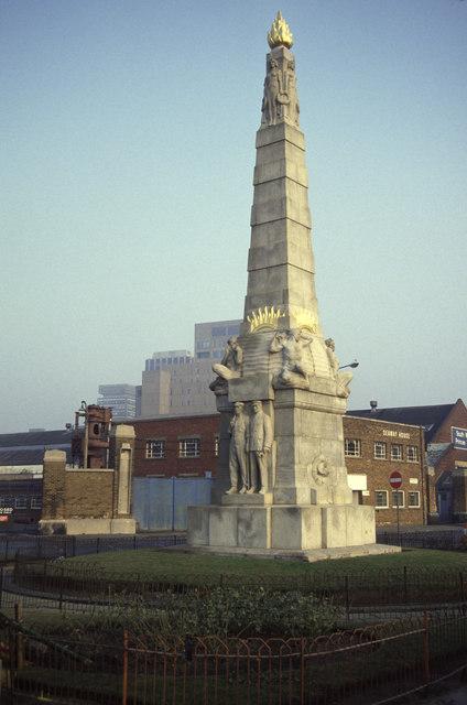 Memorial - Liverpool
