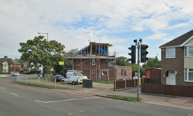 Perne Road: an extension