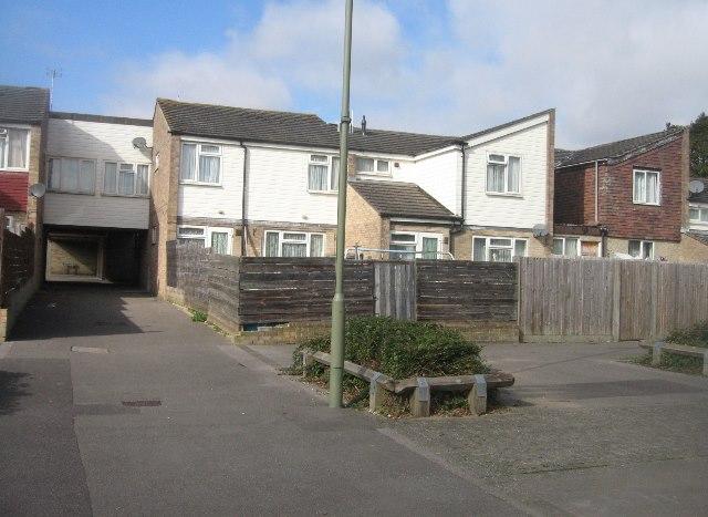 Oakridge estate housing