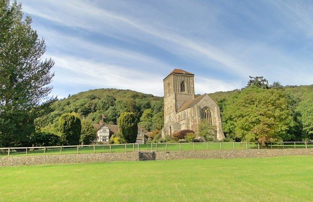 St Giles, Little Malvern