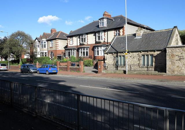 Semi-detached housing in Gateshead