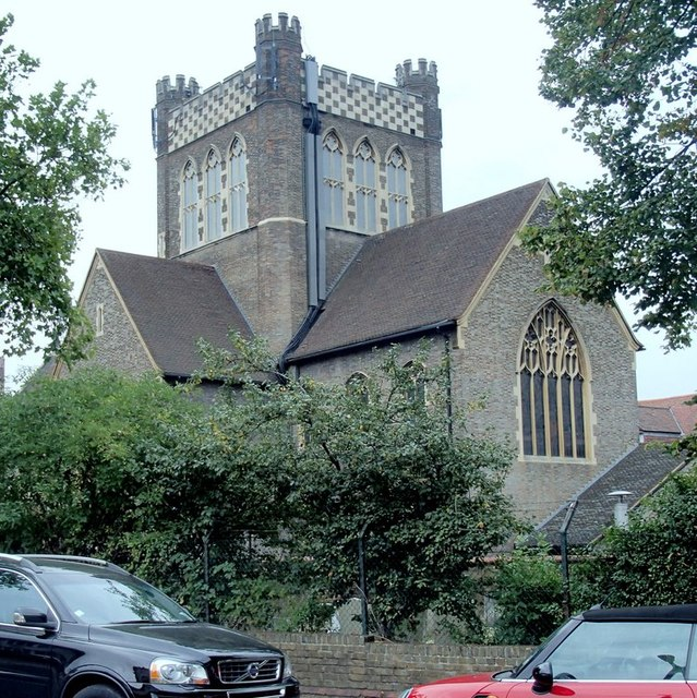 Church of St Edward the Confessor, Golders Green
