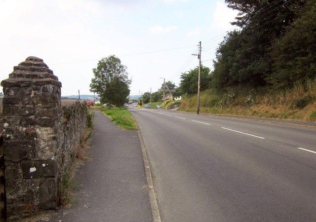 A377, Bishop's Tawton