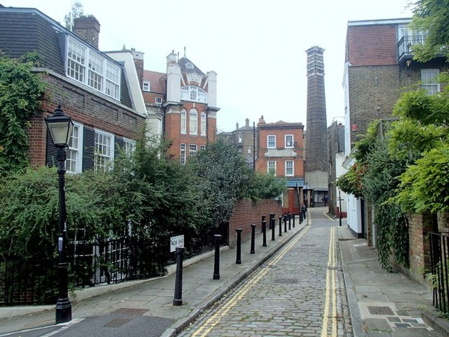 New End, Hampstead