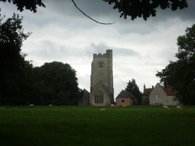 St Martin's Church, Aldington