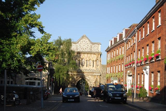 St Ethelbert's Gate