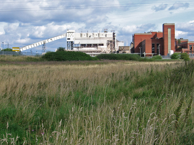 Lostock Gralam - chemical works and marshes