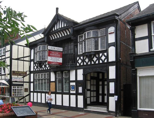 Northwich - RAOB Hall