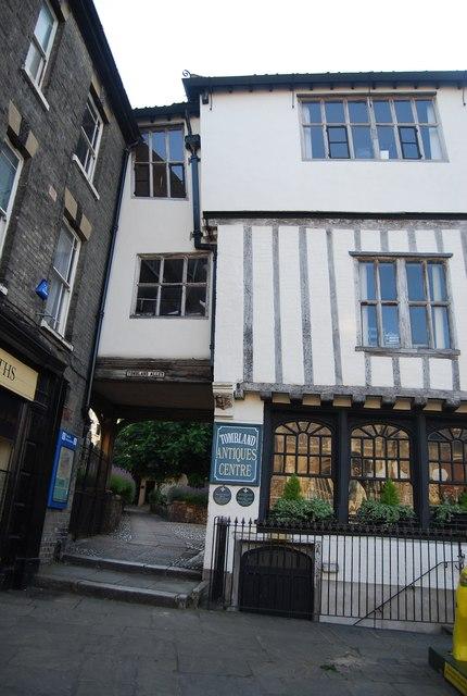 Augustine Steward's House