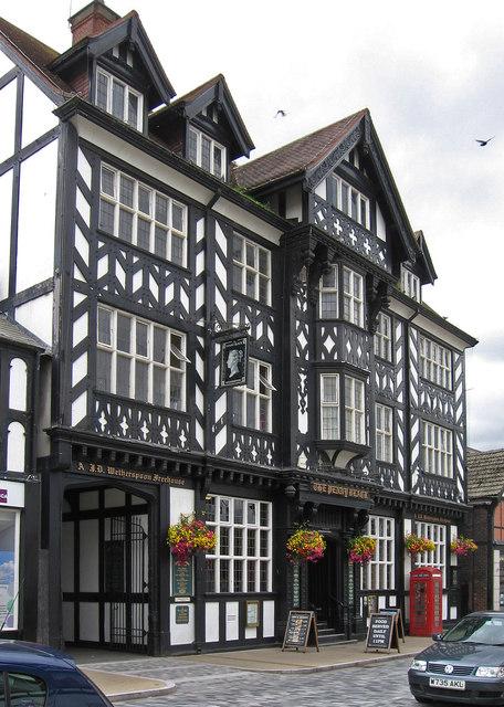 Northwich pub