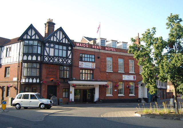 The Maids Head Hotel