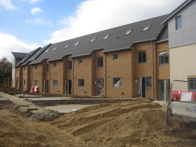 New builds - Tortugal Walk