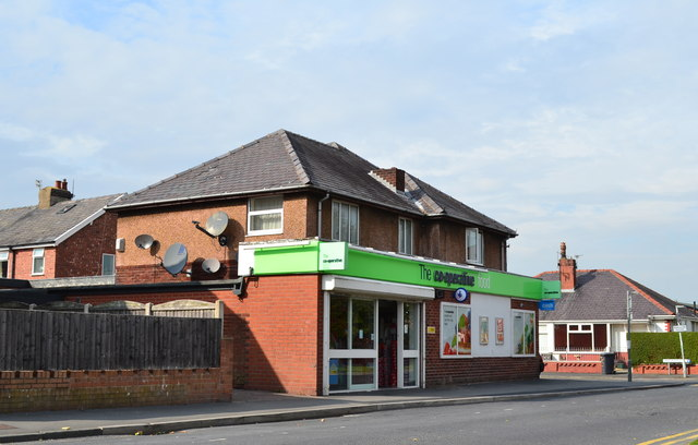 Co-op Foodstore, Harbour Lane, Warton, near Preston