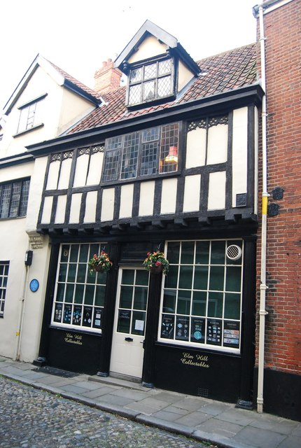 Elm Hill Collectibles