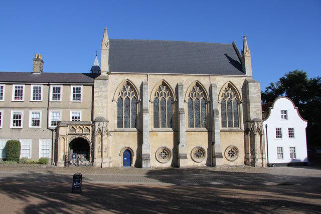 Carnary Chapel