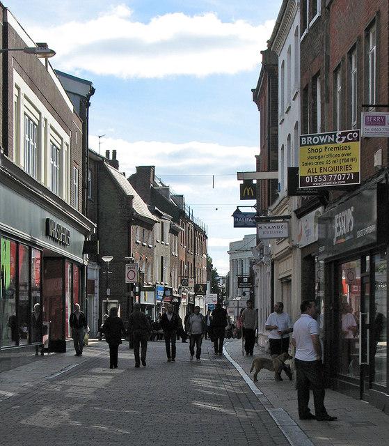 King's Lynn: High Street