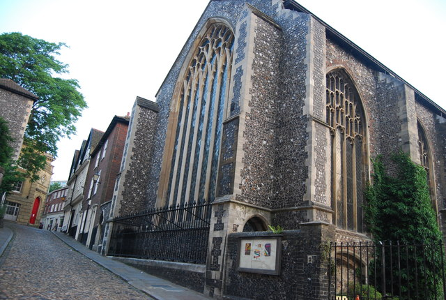 St Andrew's and Blackfriars Halls