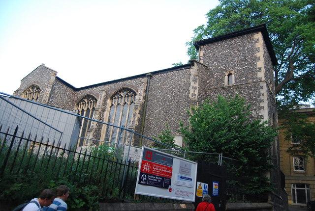 St Peter Hungate Museum