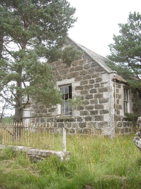 The Old School, Kirktown of Cabrach
