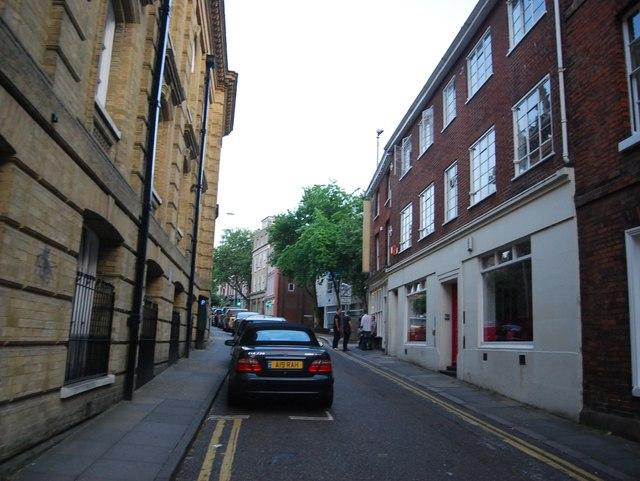 Redwell St