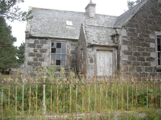 The Old School, The Cabrach