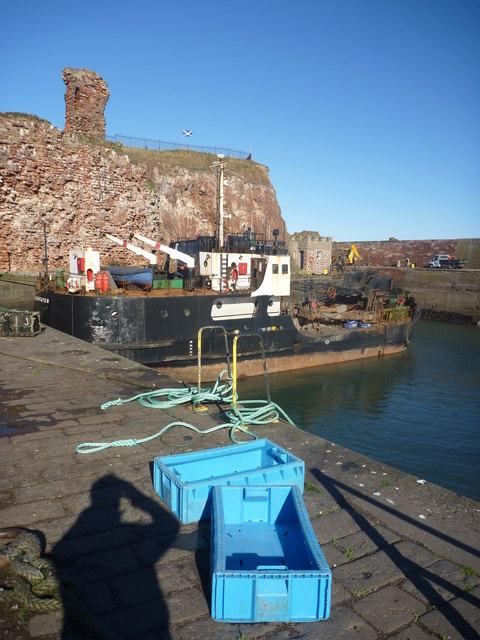 Coastal East Lothian : Dunbar Blues