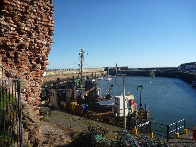Coastal East Lothian ; Victoria Harbour, Dunbar
