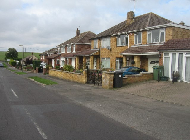 Houses in Firs Way