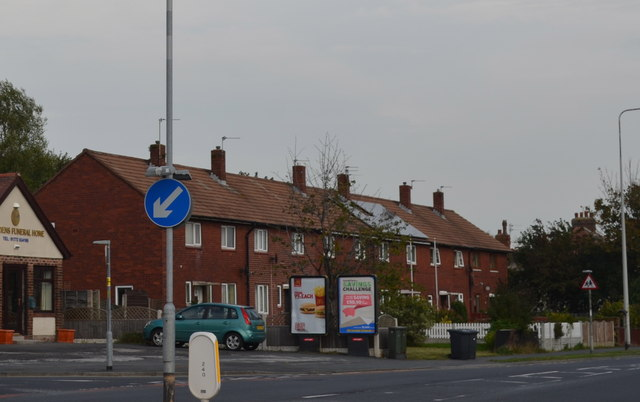 Former RAF Houses, Lytham Road, Warton, near Preston