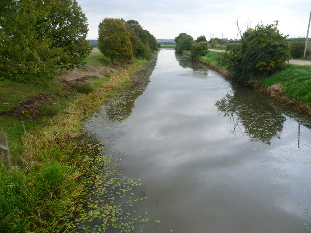 Royal Military Canal near Bilsington