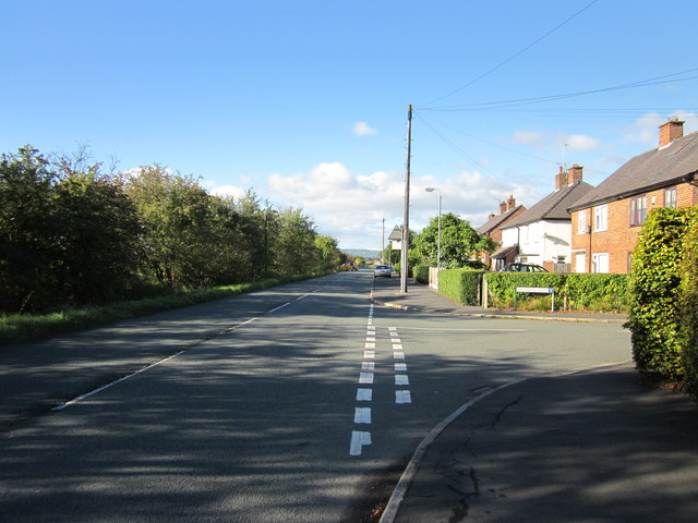 Boundary Lane, Saltney