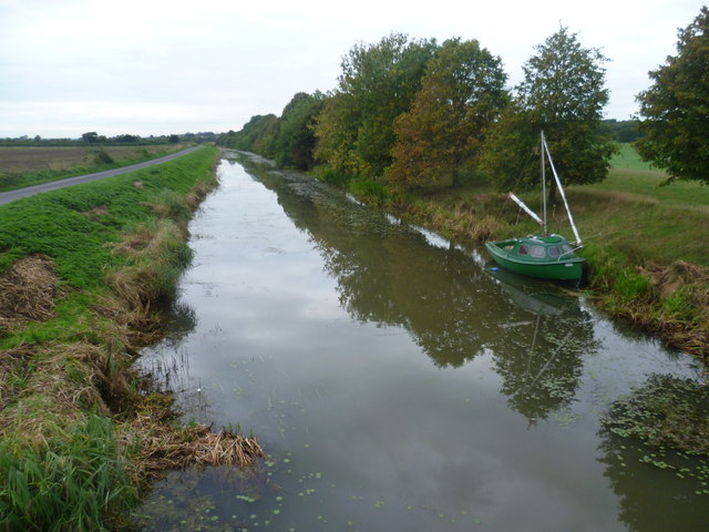 Royal Military Canal near Bilsington and Ada