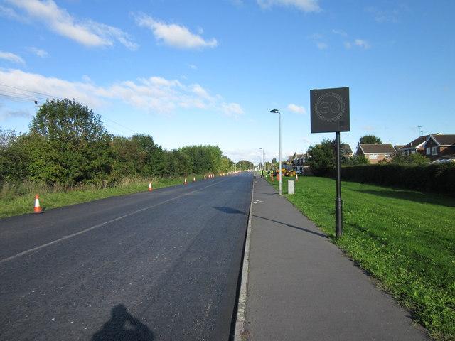Sandy Lane, Saltney
