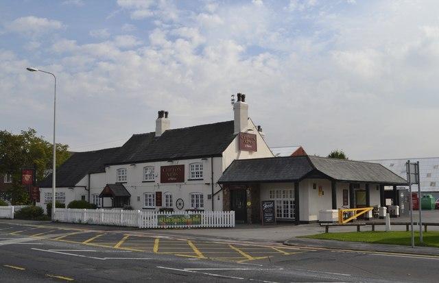 Clifton Arms, Lytham Road, Warton, near Preston