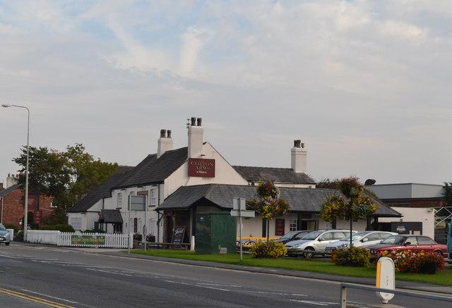 Clifton Arms and Car Park, Lytham Road, Warton, near Preston