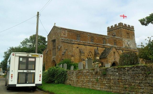 St Etheldreda's, Horley, Oxfordshire