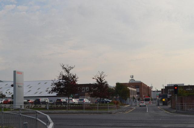 BAe Systems, Lytham Road, Warton, near Preston