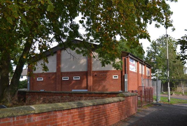 Scouts and Guides Headquarters, Warton, near Preston