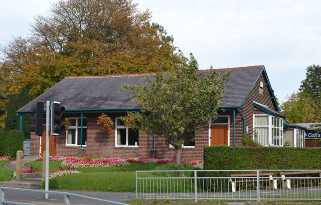 Village Hall, Church Road, Warton, near Preston - 1